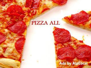 AlpLocal Pizza Mobile Ads