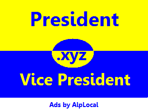 AlpLocal President Mobile Ads