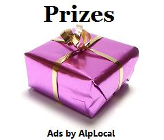 AlpLocal Prizes Mobile Ads