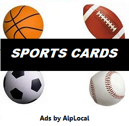 AlpLocal Sports Cards Mobile Ads
