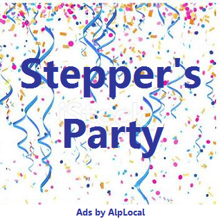 AlpLocal Steppers Party Mobile Ads