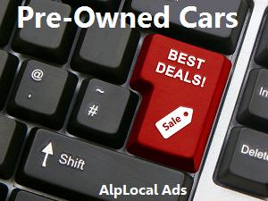 AlpLocal Good Cars Mobile Ads