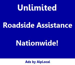 AlpLocal Roadside Assistance Mobile Ads
