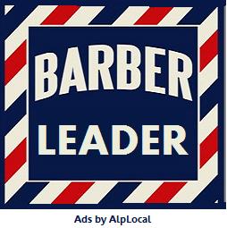 AlpLocal Barber Leader Mobile Ads