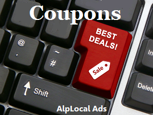 AlpLocal Coupons Mobile Ads