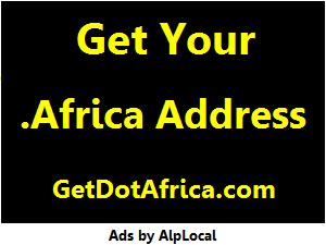 AlpLocal Africa Address Mobile Ads