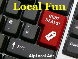 AlpLocal Biltmore Fun Mobile Ads