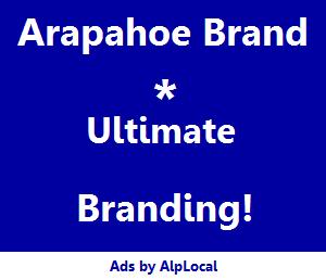 AlpLocal Arapahoe Brand Mobile Ads