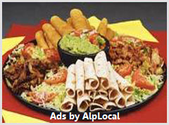 AlpLocal Gourmet Food Mobile Ads