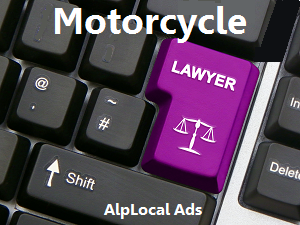 AlpLocal Motorcycle Lawyer Mobile Ads