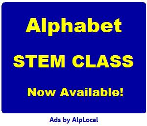 Alphabet Coding Classes