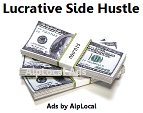 AlpLocal Side Hustle Mobile Ads