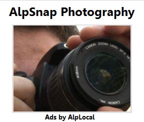 AlpLocal Alp Snap Mobile Ads