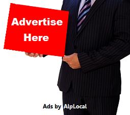 AlpLocal Concierge Team Mobile Ads