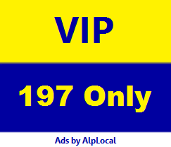 AlpLocal 197 Only Mobile Ads