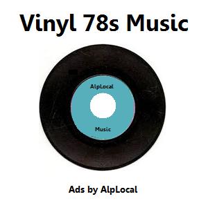 AlpLocal Vinyl 78s Mobile Ads