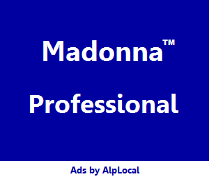 AlpLocal Madonna Professional Events Mobile Ads
