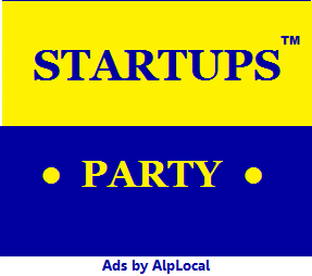 AlpLocal Startups Party Mobile Ads