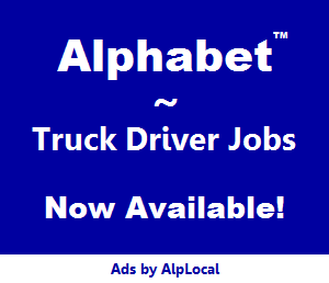 AlpLocal We Need Truck Drivers Local Mobile Ads