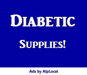 AlpLocal Diabetic Mobile Ads