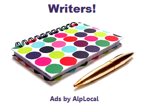 AlpLocal Writers Mobile Ads